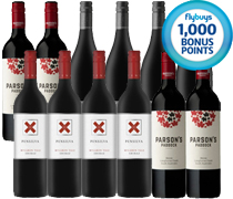 Super flybuys Shiraz Dozen