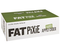 Fat Pixie Hard Apple Cider Can 375mL