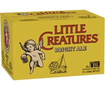 Little Creatures Bright Ale Bottle 330mL