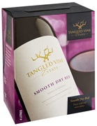 Tangled Vine Smooth Dry Red Cask 4Lt