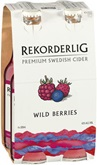 Rekorderlig Wild Berries Cider Bottle 330mL