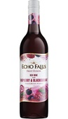 Echo Falls Fruit Fusion Red Raspberry Blackcurrant 750mL