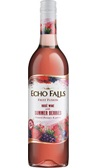 Echo Falls Fruit Fusion Rose Summer Berries 750mL