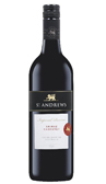 St Andrews Shiraz Cabernet 750mL