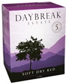 Daybreak Soft Dry Red Cask 5Lt