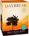 Daybreak Sweet Fruity White 5Lt