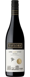 Taylors One Small Step Shiraz 750mL