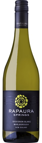 Rapaura Springs Marlborough Sauvignon Blanc 750mL