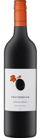 Smithbrook Marg River Cab Merlot 750mL