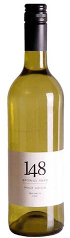 148 Browns Road Pinot Grigio 750mL