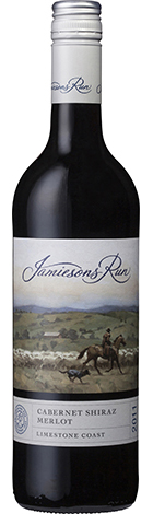 Jamiesons Run Cabernet Shiraz Merlot 750mL