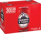 Hammer N Tongs Draught Block Can 330mL