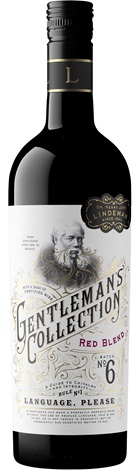 Lindemans Gentleman's Collection Red Blend 750mL