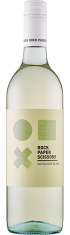 Rock Paper Scissors Sauvignon Blanc 750mL