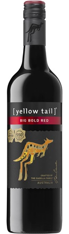 Yellow Tail Big Bold Red NV 750mL