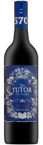The Tutor 570 Vines Coonawarra Cabernet Sauvignon 750mL