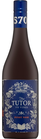 The Tutor 570 Vines Tumbarumba Pinot Noir 750mL