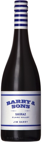 Barry & Sons Shiraz 750mL