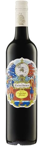 The Coincidence Cabernet Shiraz 750mL
