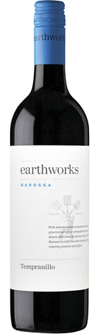 Earthworks Barossa Tempranillo 750mL