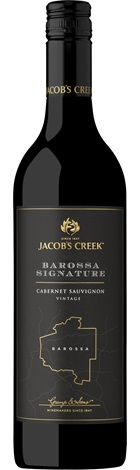 Jacobs Creek Barossa Signature Cab Sauv 750mL