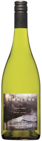 Downtown Single Vineyard Pinot Gris 750mL