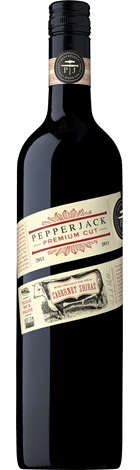 Pepperjack Premium Cut Cabernet Shiraz 750mL