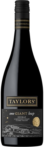 Taylors One Giant Leap Shiraz 750mL