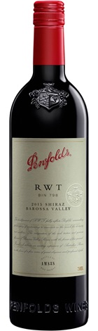 Penfolds RWT Shiraz 2015 750mL