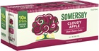 Somersby Cloudy Apple Cider (10 Pack) Can 375mL