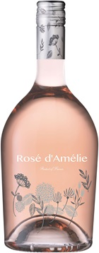 Rose D'Amelie AOC Luberon Rose 750mL