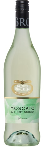 Brown Brothers Moscato Pinot Grigio 750mL
