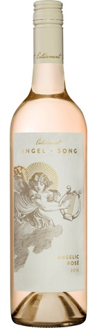 Enticement Angel Song Rose 750mL
