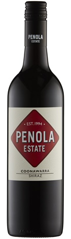 Penola Estate Shiraz 750mL
