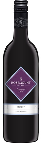 Rosemount Diamond Label Merlot 750mL