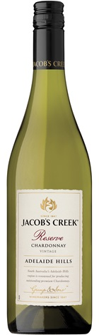 Jacob's Creek Reserve Chardonnay 750mL