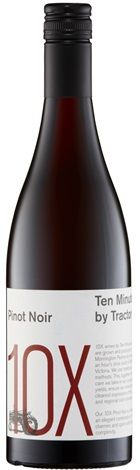 Ten Minutes By Tractor 10X Pinot Noir 750mL
