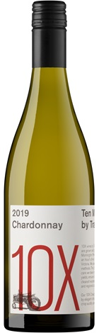Ten Minutes By Tractor 10X Chardonnay 750mL