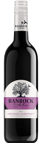 Banrock Station Crimson Cabernet 750mL