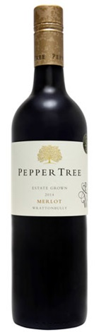 Pepper Tree Merlot 750mL