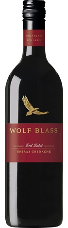 Wolf Blass Red Label Shiraz Grenache 750mL