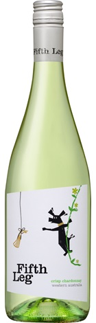 Fifth Leg Crisp Chardonnay 750mL