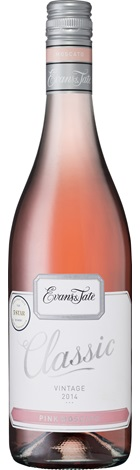 Evans & Tate Classic Pink Moscato 750mL