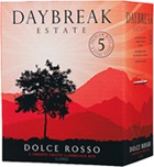 Daybreak Soft Fruity Red Cask 5Lt