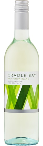 Cradle Bay Marlborough Sauvignon Blanc 750mL