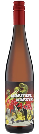 Some Young Punks Monsters Attack Riesling 750ml