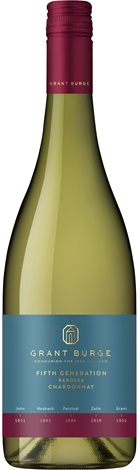 Grant Burge 5th Generation Barossa Chardonnay 750mL
