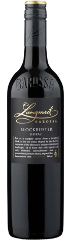 Langmeil Blockbuster Shiraz 750ml