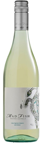Madfish Sauvignon Blanc Semillon 750mL