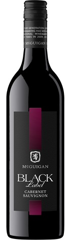McGuigan Black Label Cabernet Sauvignon 750mL